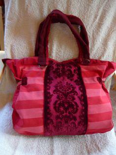Nagy méretű táska sok zsebbel , Táska, Ruha, divat, cipő, Esküvő, Válltáska, oldaltáska, Meska