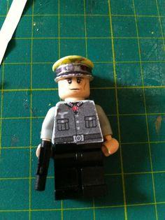 Lego ww2 Wehrmacht officer