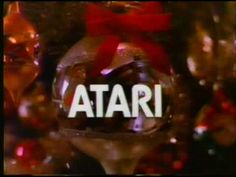 1982 Atari 2600 ET holiday commercial.