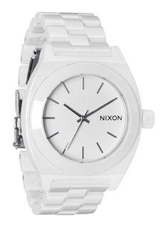 My new Nixon time teller... in love!!!