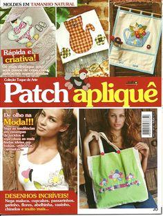 Patch aplique 02 - Jozinha Patch - Álbumes web de Picasa