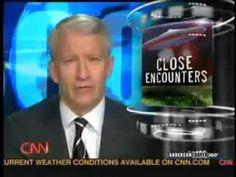 CNN Cooper Anderson covers UFO disclosure | Vida Extraterrestre - YouTube