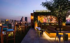 2014's best new outdoor bars & restaurants in Bangkok | BK Magazine Online