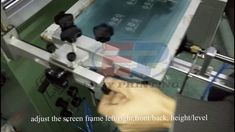 How to Operate Cylinder Screen Printer, Printing Multi Color by Bottle Screen Printer FA Printing Machine Manufacturer Limited is a specialized enterprise pr. Screen Printing Machine, Screen Printer, How To Find Out, Technology, Bottle, Prints, Color, Tech, Flask