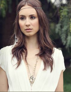 Troian Bellisario so beautiful. And talented!
