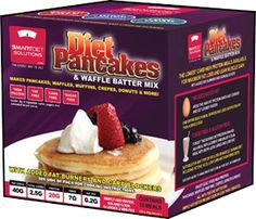Recipes To Lose Weight Baked Pancakes, Pancakes And Waffles, Healthy Foods To Eat, Healthy Eating, Healthy Recipes, Low Fiber Diet, Healthy Weight Loss, How To Lose Weight Fast, Donuts