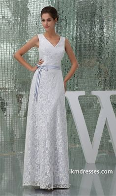 http://www.ikmdresses.com/Misses-Sleeveless-Sheath-Column-Outdoor-Garden-Wedding-Dress-p19994