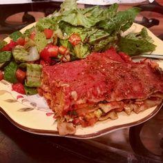Starch Solution - Yummy Lasagna