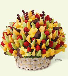 Beautiful Fruits Basket