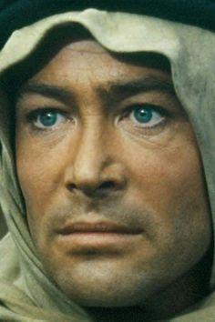 "Peter O'Toole in ""Lawrence of Arabia"" - David Lean (1962)"
