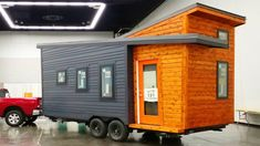Beautiful 20 Foot Tiny House Home Shell for Sale – Finish the Interior Y...