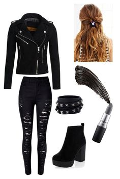 """""""тrιѕ ғroм dιvergenт"""" by evebin04 ❤ liked on Polyvore featuring Superdry, WithChic, New Look, Urban Outfitters, Valentino and MAC Cosmetics"""