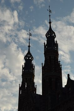 #Amsterdam #Torens http://travelbird.nl/stedentrip/amsterdam/ #TravelBird