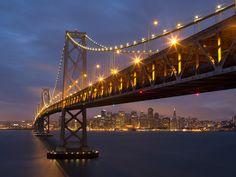 San Fransisco - Oakland Bay Bridge