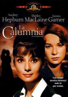 La calumnia (1961) EEUU. Dir: William Wyler. Drama. Homosexualidade. Ensino - DVD CINE 458