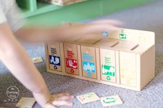 the ULTIMATE sorting activity from Kate at aneverydaystory.com