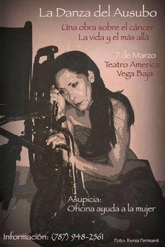 La Danza del Ausubo #sondeaquipr #ladanzadelausubo #teatroamerica #vegabaja #teatropr
