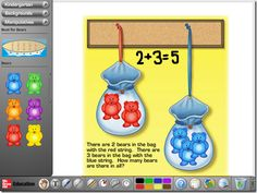 "McGraw Hill Education has an online interactive ""Math Toolbox"" (as I like to call it).  You can select your grade level (PreK-8) and then there are various game boards, story boards and workmats.  There are also various manipulatives to use!"
