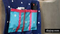 Clever DIY Sofa Caddy Keeps TV Remotes Within Reach! | DIY Joy Projects and Crafts Ideas