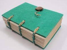 Handmade Paper Lokta blank Travel Journal Eco Friendly