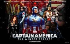 http://movieswallpapers.net/captain-america-the-winter-soldier-movie-posters.html Captain America: The Winter Soldier Movie Posters : HD Movie Wallpapers - visit to grab an unforgettable cool 3D Super Hero T-Shirt!