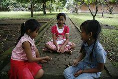 Au village d'enfants SOS de Tabanan / SOS Villages d'Enfants Indonésie / Crédit : Iván Hidalgo