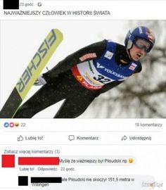 Ski Jumping, Trondheim, Poland, Skiing, Baseball Cards, Humor, Funny, Sports, Text Posts