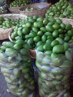 Ricas tradiciones : Mangos verdes. ...?... A A