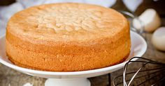 Tårtbotten – grundrecept | ELLE mat & vin Food Cakes, Fika, Cornbread, Vanilla Cake, Cake Recipes, Biscuits, Low Carb, Cookies, Ethnic Recipes