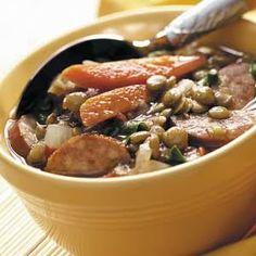 Lentil Soup {Recipe}