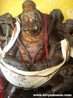 Sri Narasimhar - Tirukkoshtiyur Divyadesam