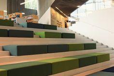 Katja Jalkanen kirjoittaa Lumiomena-blogissaan käynnistä Apilassa. Stairs, Internet, Home Decor, Stairway, Decoration Home, Room Decor, Staircases, Home Interior Design, Ladders