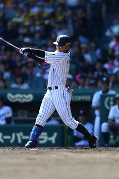 Hanshin Tigers, Golf Clubs, Baseball, Sports, Hs Sports, Sport