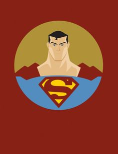 Superman Illustration by: Unknown Artist