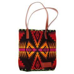 NATIVE[X] Pendleton Wool Tote $98
