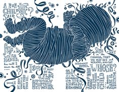 """Whitman Illuminated: """"Song of Myself,"""" in Breathtaking Illustrations by Artist Allen Crawford 