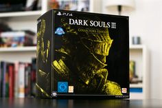 [Unboxing] Dark Souls 3 Edition Collector