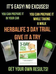 Get your results!  Contact me : mydreamnutrition@gmail.com