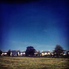 Summer Field Plymouth #Landscape
