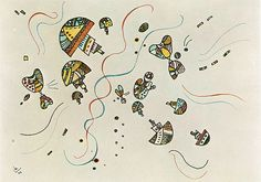 Wassily Kandinsky - Last Watercolour, 1944