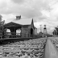 black and white train tracks arvada, co