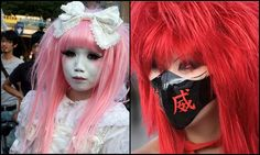 Harajuku Style: Asian Girls creating Antifashion ‹ Page 2 of 2