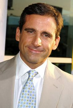 Steve Carell another funny man!