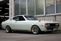 Oldschool Toyota Celica