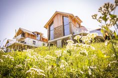 Urlaub in den Golden Hill Country Chalets im Sausal Golden Hill, Spa, Country, House Styles, Chalets, Natural Garden, Luxury, Vacation, Rural Area