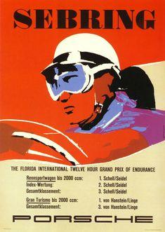 Porsche Racing Poster Collection » ISO50 Blog