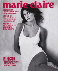 Stephanie Seymour Marie Claire Italia, August 1991 Photographed by Fabrizio Ferri Fashion Magazine Cover, Fashion Cover, Women's Fashion, Magazine Covers, Stephanie Seymour, Laetitia Casta, Natalia Vodianova, Lily Aldridge, Claudia Schiffer