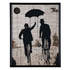 Loui Jover    The Umbrella from Z Gallerie