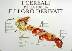 Cereali e derivati della Puglia