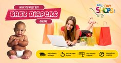 Why You Must Buy Baby Diapers Online: A Client's Story